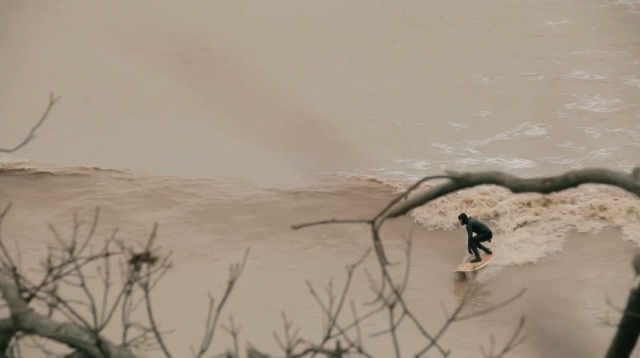Hot Toddy | A Short Film about Great Lake Surfing