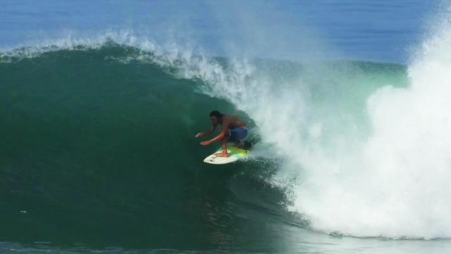 Getting Barrelled on Bali's East Coast | Filmers @ Large: Indonesia