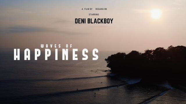 waves of happiness #1 - Deni Blackboy      #batukarasbagus #westjava