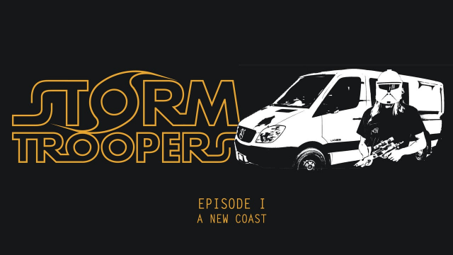 Storm Troopers - Episode I - A New Coast