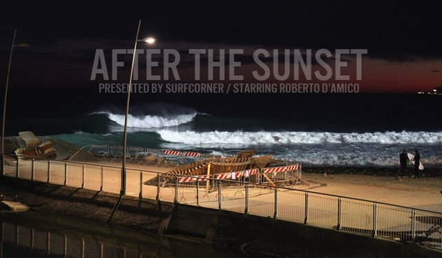 AFTER THE SUNSET / Roberto D'Amico