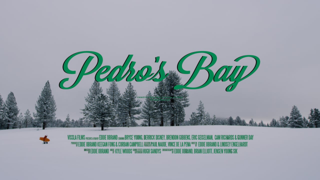 Pedro's Bay