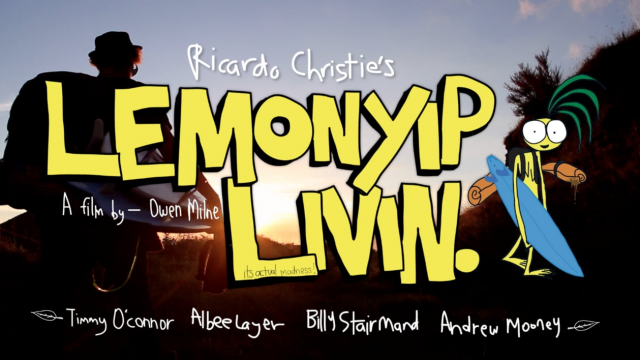 """""""LEMONYIP LIVIN"""" Official Film 2014"""