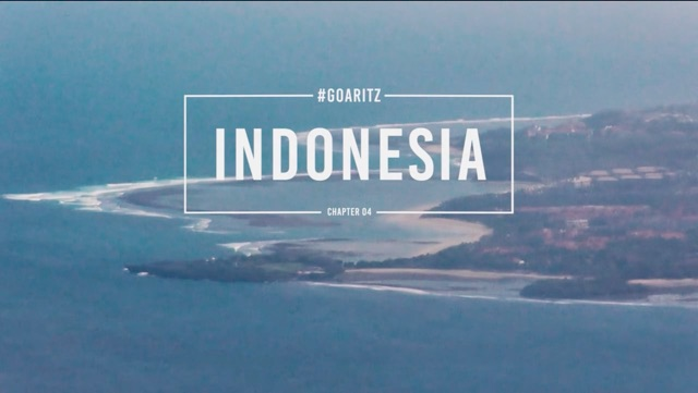 #GOARITZ - INDONESIA