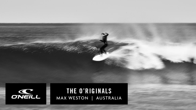 The O'Riginals - Max Weston | O'Neill
