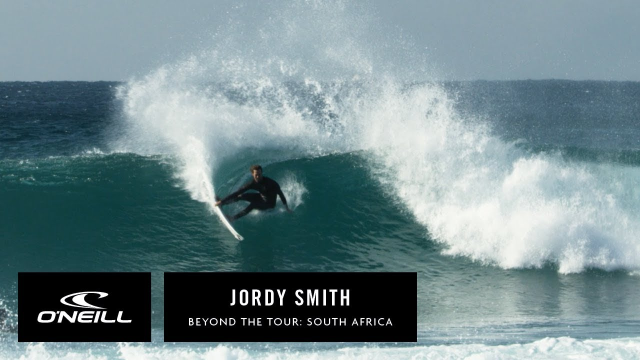 Jordy Smith | Beyond The Tour - South Africa 2019