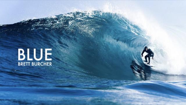"Brett Burcher | ""BLUE"""