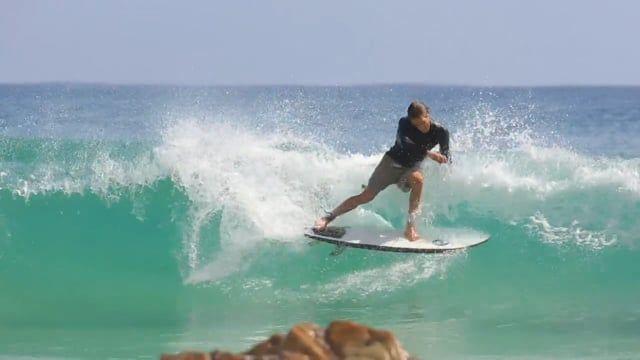 Vessel Psycho Funboard Surfboard