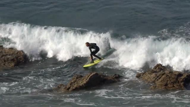 Surfing WEIRD Waves PROS having fun & more - RAW BEEFS Ep. 6