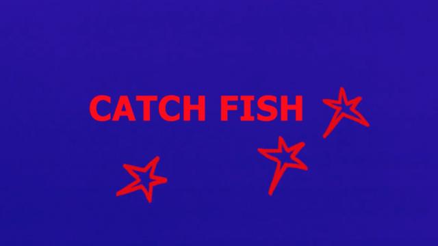 CATCH FISH - WILLIAM ALIOTTI / RYAN LOVELACE