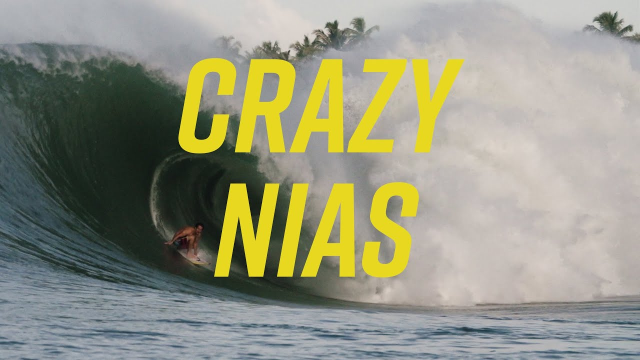 CRAZY NIAS SESSION | VON FROTH EP 12