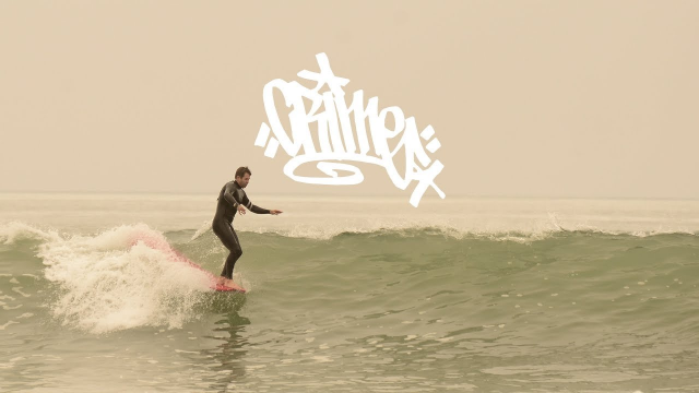 """CJ Nelson on a Crime Noserider 10'2"""""""