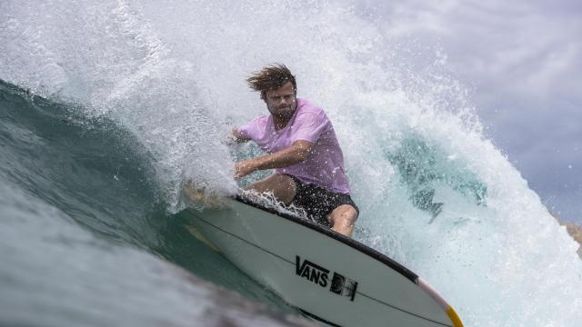 The Electric Acid Surfboard Test Shaper's Profile: Tyler Warren