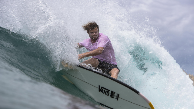 The Electric Acid Surfboard Test Shaper's Profile: Tyler Warren