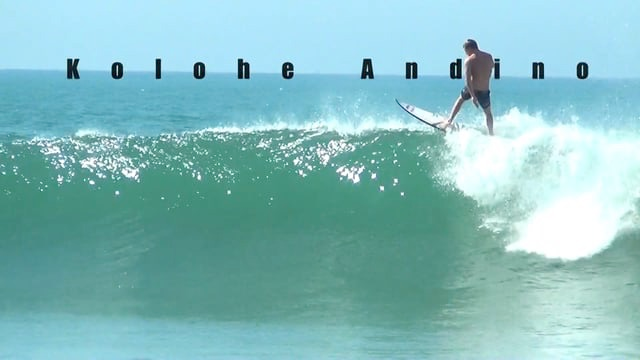The Brother From Another... Kolohe Andino