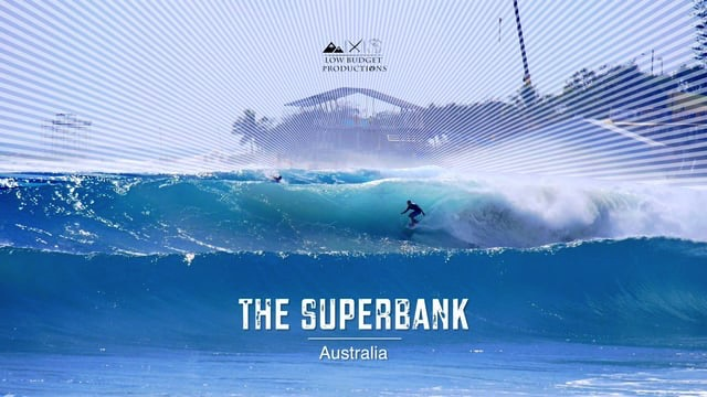 The Superbank Cyclone Winston Surf Session (Feb 2016)