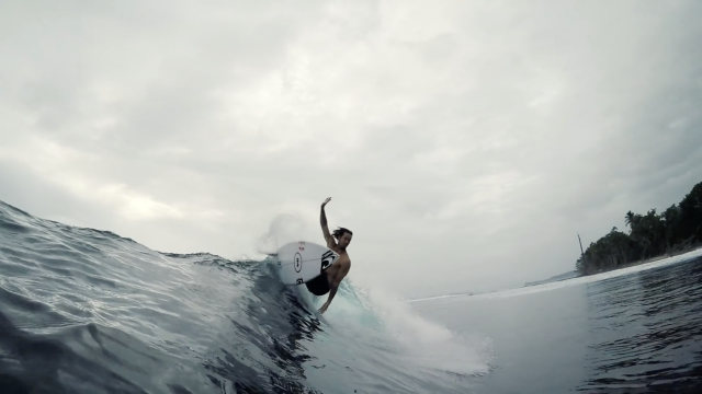 Jordy Smith Stab in the Dark