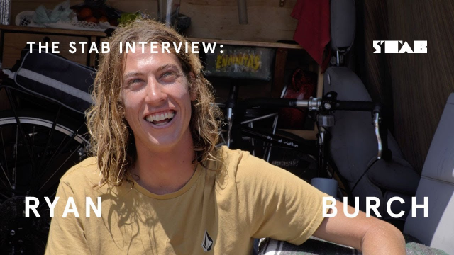 The Stab Interview: Ryan Burch