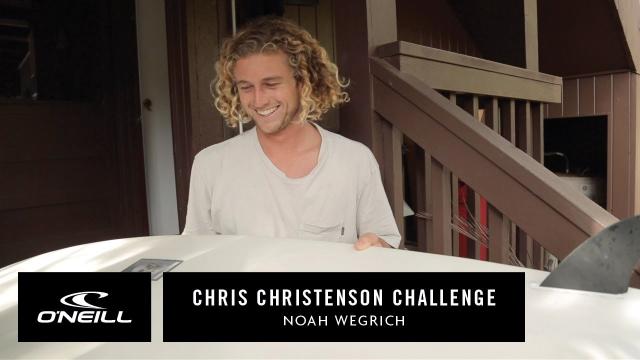 Hawaii Live | Chris Christenson Challenge | Noah Wegrich
