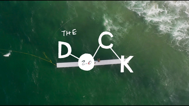 The Dock 2.0 Surfing With Chippa Wilson, Noa Deane, Dion Agius and Eithan Osborne