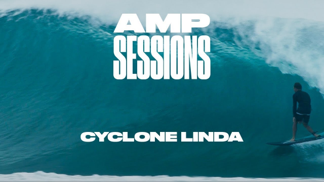 AMP SESSIONS: Cyclone Linda