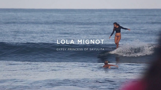 Lola Mignot Gypsy Princess of Sayulita