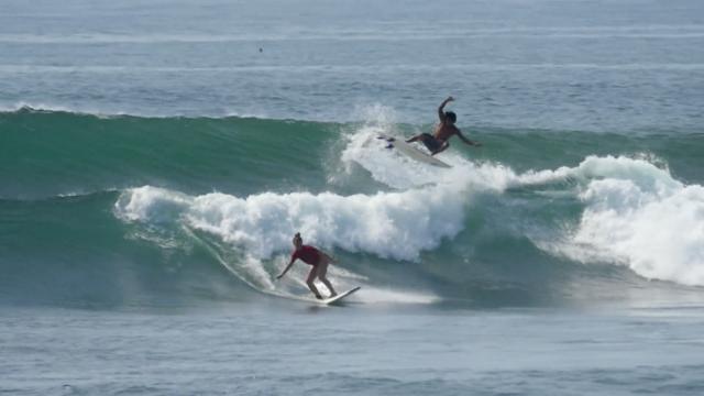Juan Carlos Ramos Surf El-Salvador