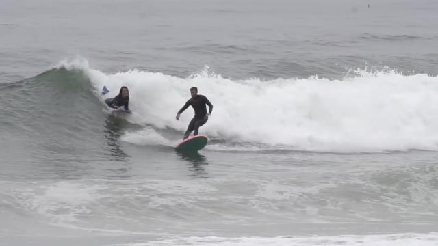 Surfing's dirty habit is TRENDING!
