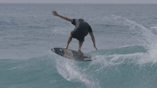 Skater Waves 01: Mainland Mexico - Finless Pointbreak Combo
