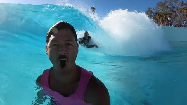 PROS score INSANE waves at Wavepool in Palm Springs !!!