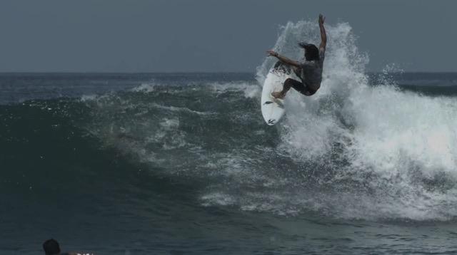 Raw Surf indo Marco Giorgi