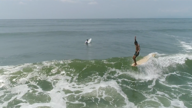 다대포 스웰 with SOUTH SWELL x SURFBUDDY