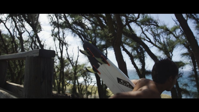 KAI BARGER & KAIN DALY ON KT SURFBOARDS