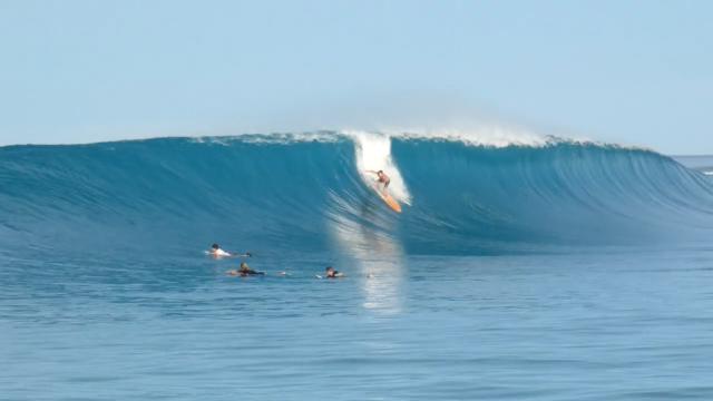 Kingfisher Resort - June 2019 Surf Report