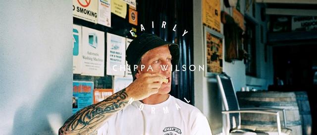 Chippa Wilson Fairly Normal