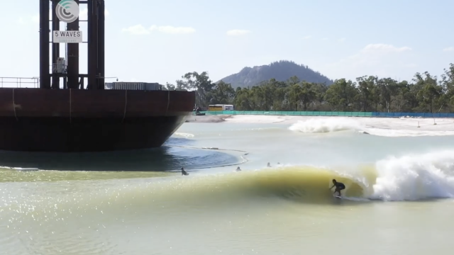 Surf Lakes Series 'Enjoy The Stoke' - part 3