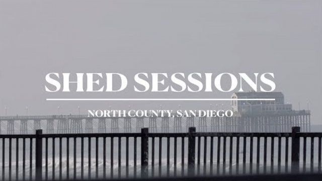Test Local Boards On Local Waves | Shed Sessions