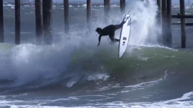Dane Reynolds 2019 Surfing