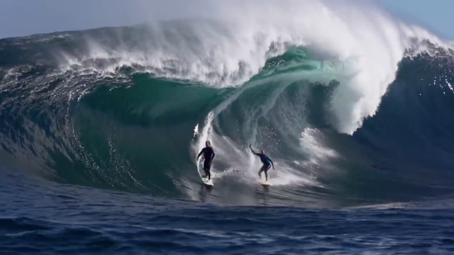 Mark Mathews surfing The Right in Western Australia | O'Neill