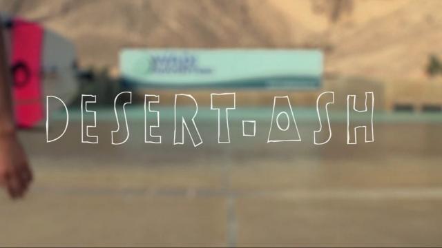 DESERT.ASH - A short film by Tim Boydell & Reubyn Ash