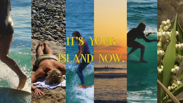 IT'S YOUR ISLAND NOW. ft. Andy Nieblas, Karina Rozunko, Nick Melanson, Makala Smith