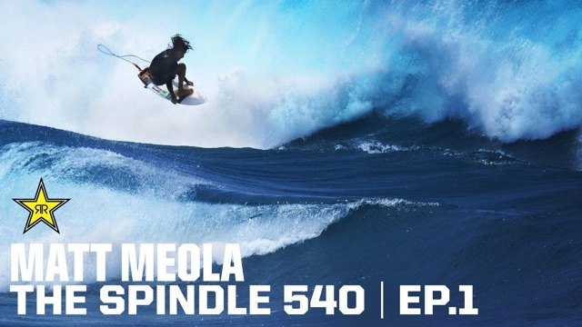 Matt Meola | The Spindle 540 | EP 1