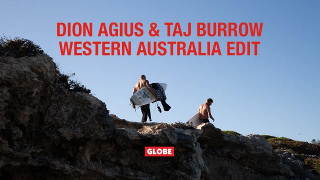 Dion Agius & Taj Burrow - Western Australia Edit