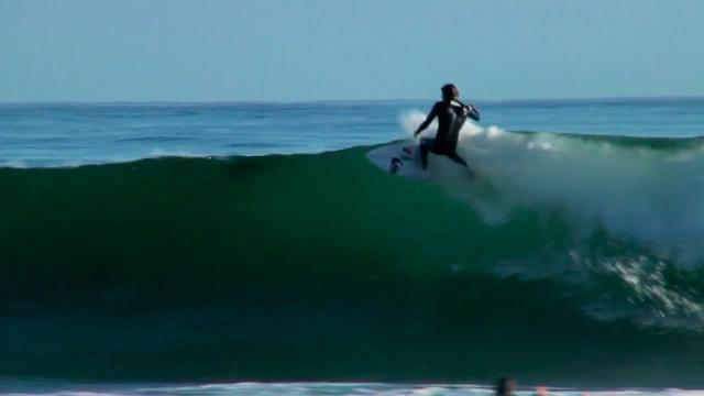 Dane Reynolds | boggie boarding @ trestles (w/ Kelly Slater)