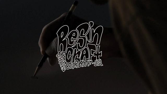 """Resin Craft Shop Movie """"Episode 3"""" Featuring Derrick Disney"""