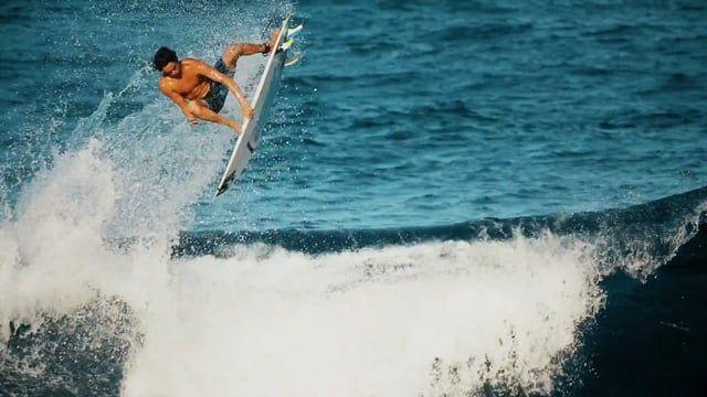 Dwight Pastrana en Hawaii