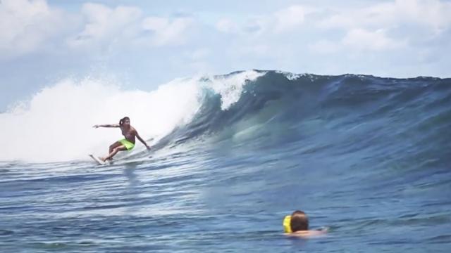 Billabong Girls Surf Series, episode 2/2