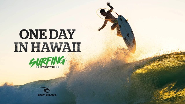 One day in Hawaii – Mirage Boardshorts