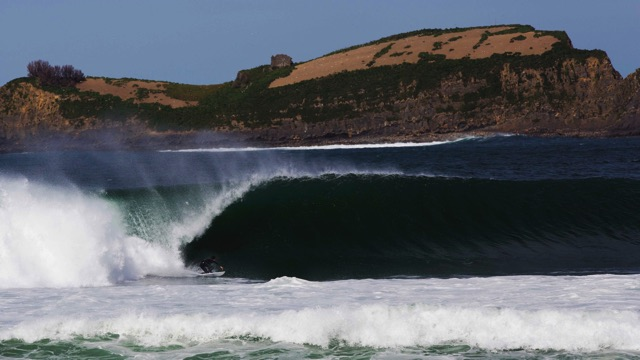 TEW; Surfing Europe - Ep1 'The Legend of Mundaka'