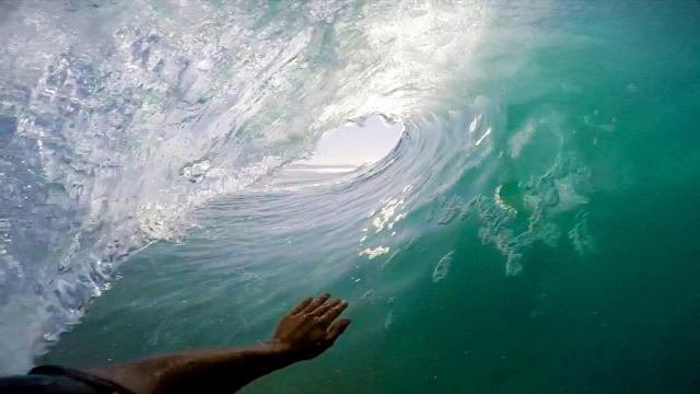 GoPro : Rudy Palmboom - Durban 07.07.15 - Surf